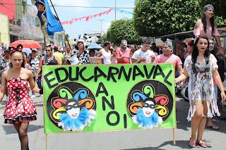 BCN FOLIA - Educarnaval Abre Alas à Folia em Camocim de São Félix