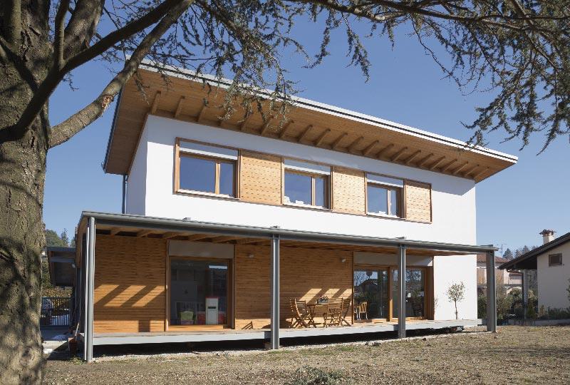 Punta sul legno la casa ecologica e personalizzata blog for Casa ecosostenibile prefabbricata