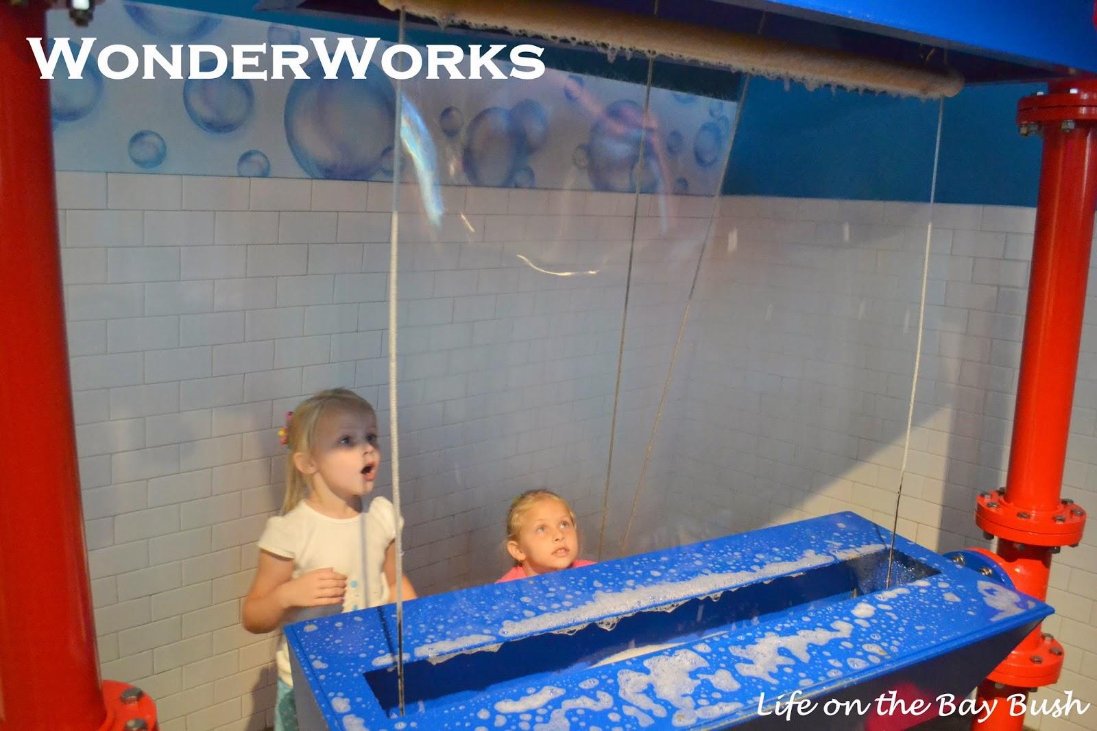 Wonderworks Myrtle Beach
