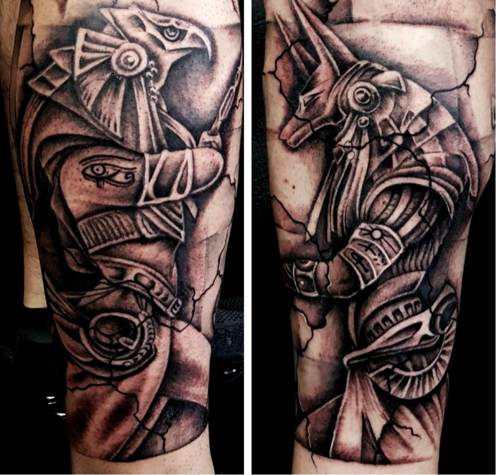 Egyptian Tattoo Love Wallpapers