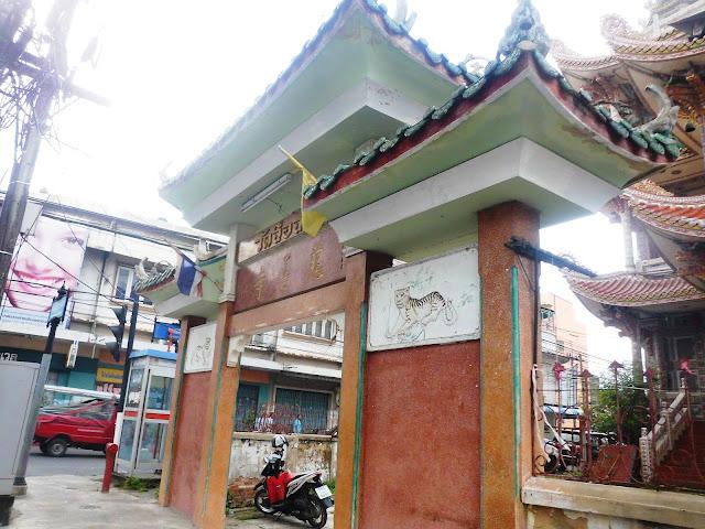 Objek Wisata Hatyaii Thailand