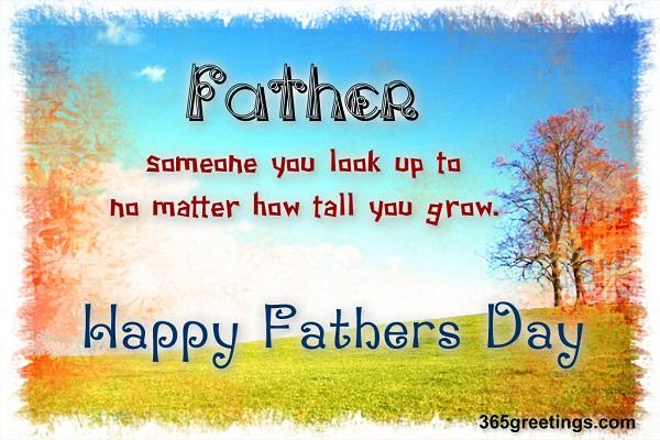 Fathers day quotes 2017 in English