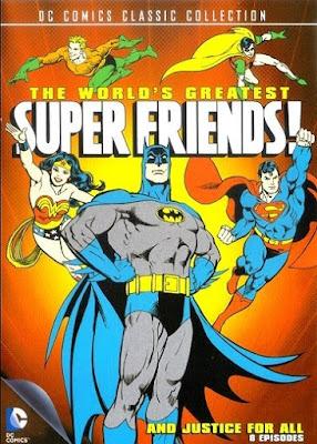 O Grande Mundo dos Superamigos: Justiça Para Todos