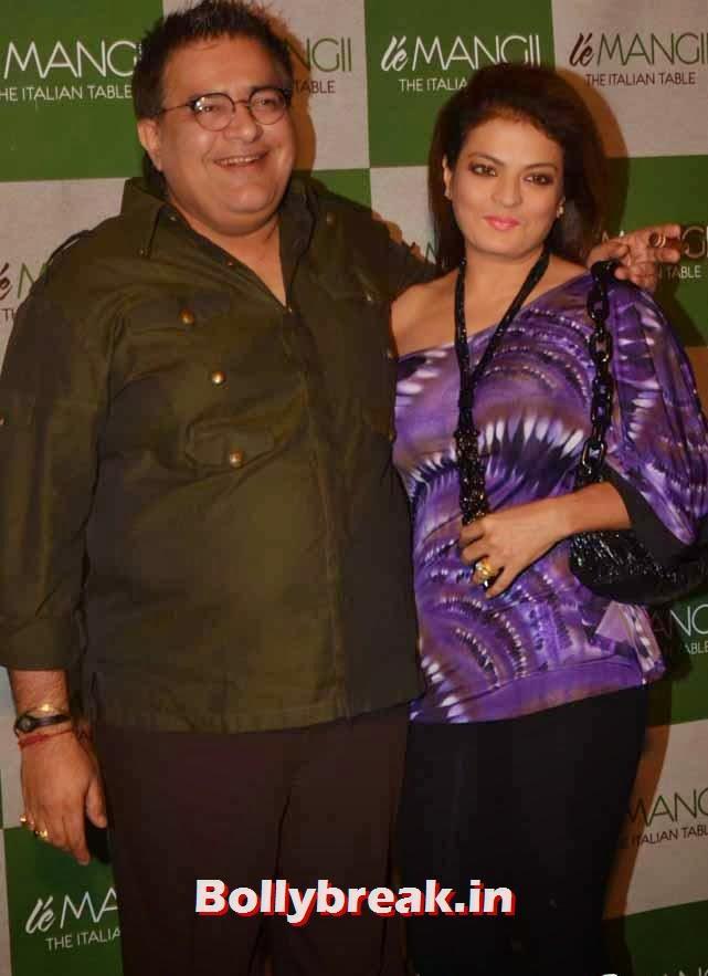Akashdeep and Sheeba, Page 3 Celebs at 'Le Mangii' Launch Party