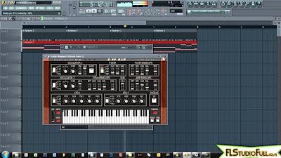 Música Eletrônica no FL Studio 11 (FLStudioFull.com):