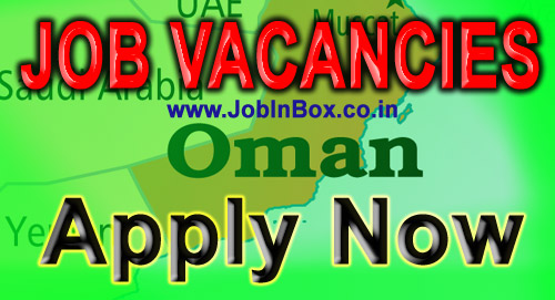 Oman Jobs Vacancies Apply Now