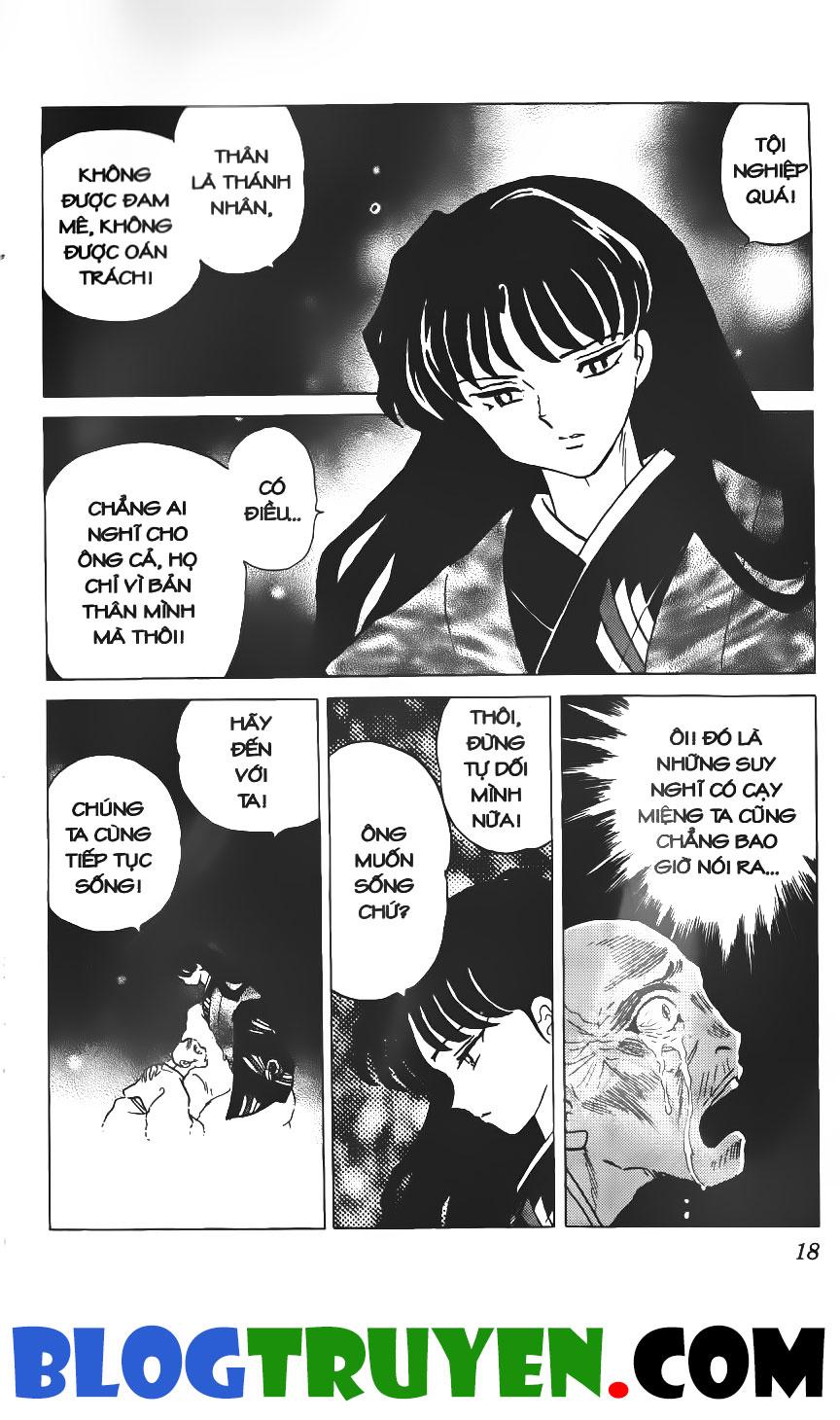 Inuyasha vol 28.1 trang 16