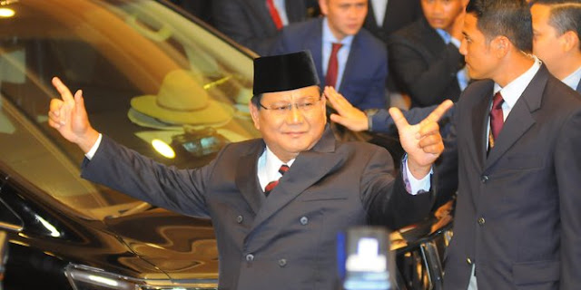 Prabowo Harus jadi Presiden