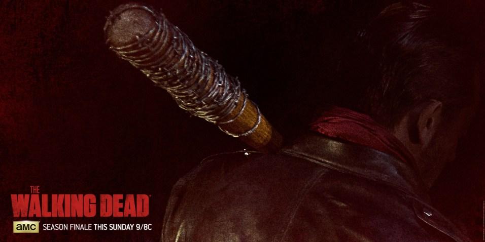 The Walking Dead | Negan aparece em novo banner poster promocional