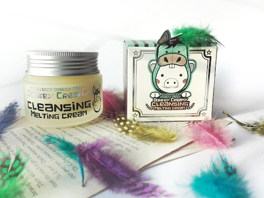 Elizavecca Donkey Piggy Donkey Creamy Cleansing Melting Cream Review