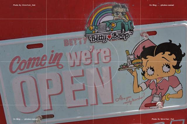 静物 Betty Boop Why Don't You Do Right Amy Irving