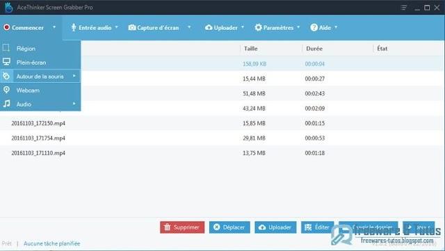 Concours : 10 licences de Acethinker Screen Grabber Pro à gagner !