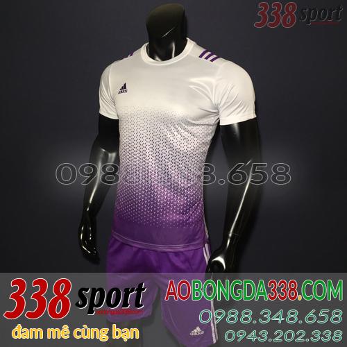 áo bóng đá không logo adidas