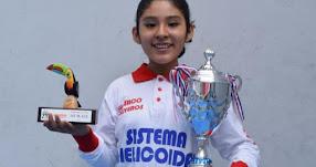 FIORELLA CONTRERAS: Escolar peruana de 10 años es campeona panamericana de ajedrez