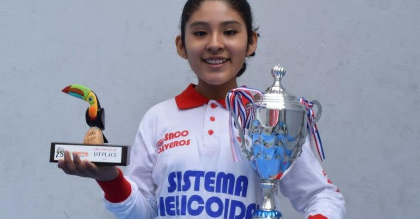 FIORELLA CONTRERAS: Escolar peruana de 10 años es campeona panamericana de ajedrez | EDUCACIONENRED.PE