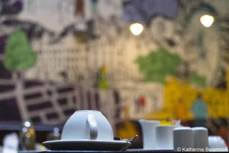 Radisson Blu Edinburgh Breakfast Room Things to Do in Edinburgh in 3 Days Itinerary