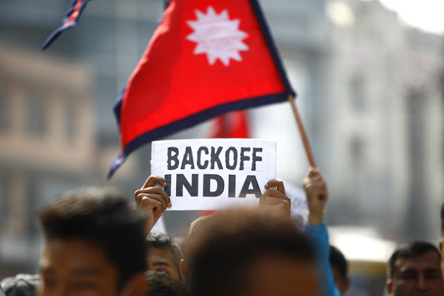 A historical background of Indian aggression in nepal