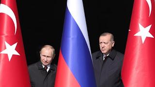 """Και όμως, οι μεγάλες συμφωνίες δεν αρκούν για να κάνουν τον Βλαδίμηρο """"φίλο"""" της Τουρκίας"""