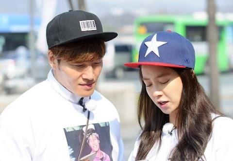 Giliran Kim Jong Kook & Song Ji Hyo Pula Tinggalkan Running Man