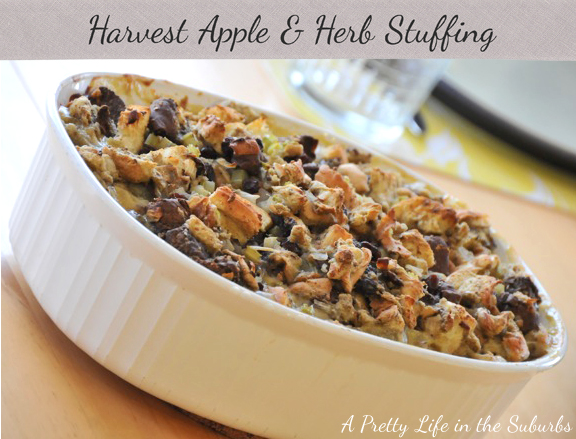 Harvest Apple & Herb Stuffing