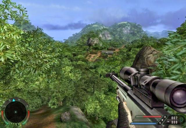Far Cry 1 PC Gamplay