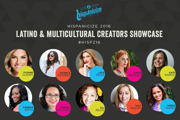 I'll be a speaker at hispAnicize 2016 in Miami