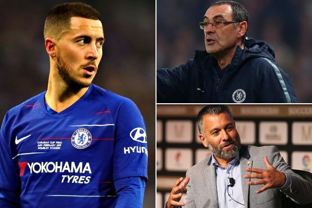 Chelsea boss Maurizio Sarri's style doesn't work for this player - Guillem Balague