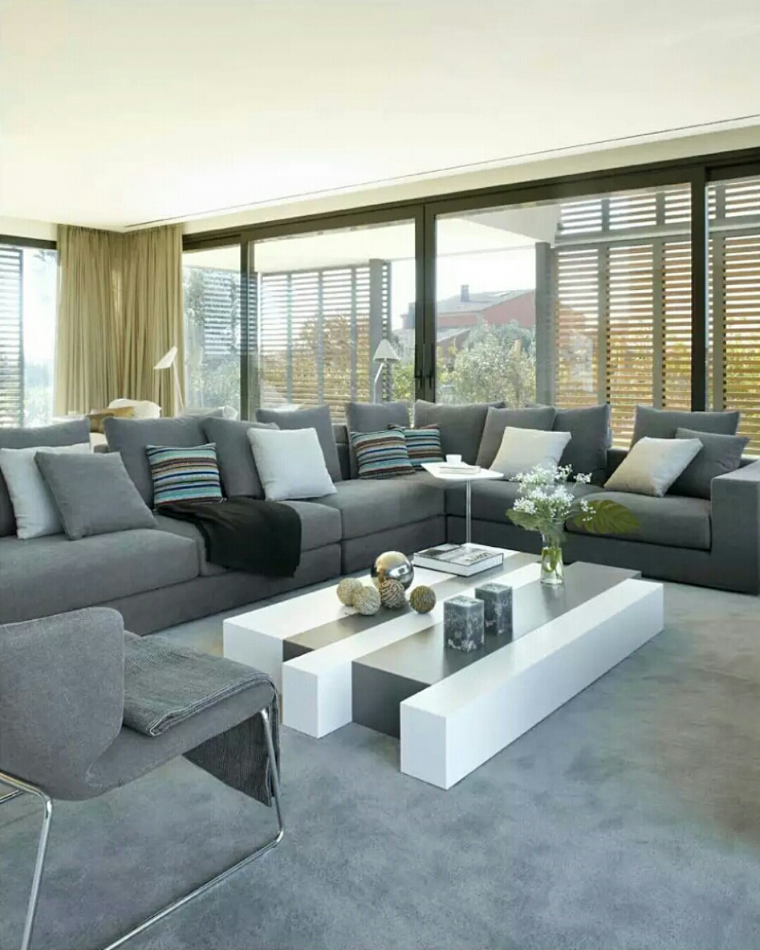 Are you looking for best elegant and inspirational living room design? Here are some elegant living room models pictures with open apace, right combination of furniture to make you more comfortable and inspired. Explore images below.