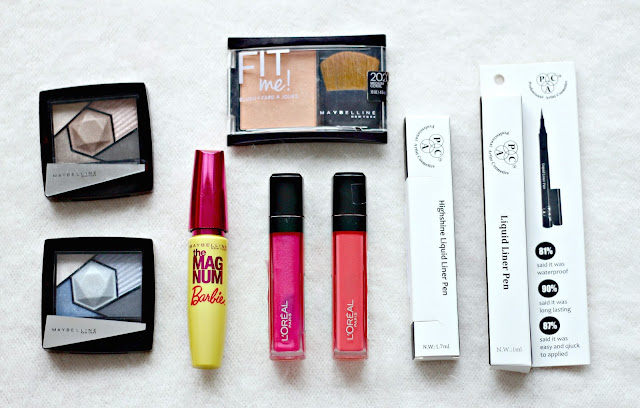 Click to see swatches & Review
