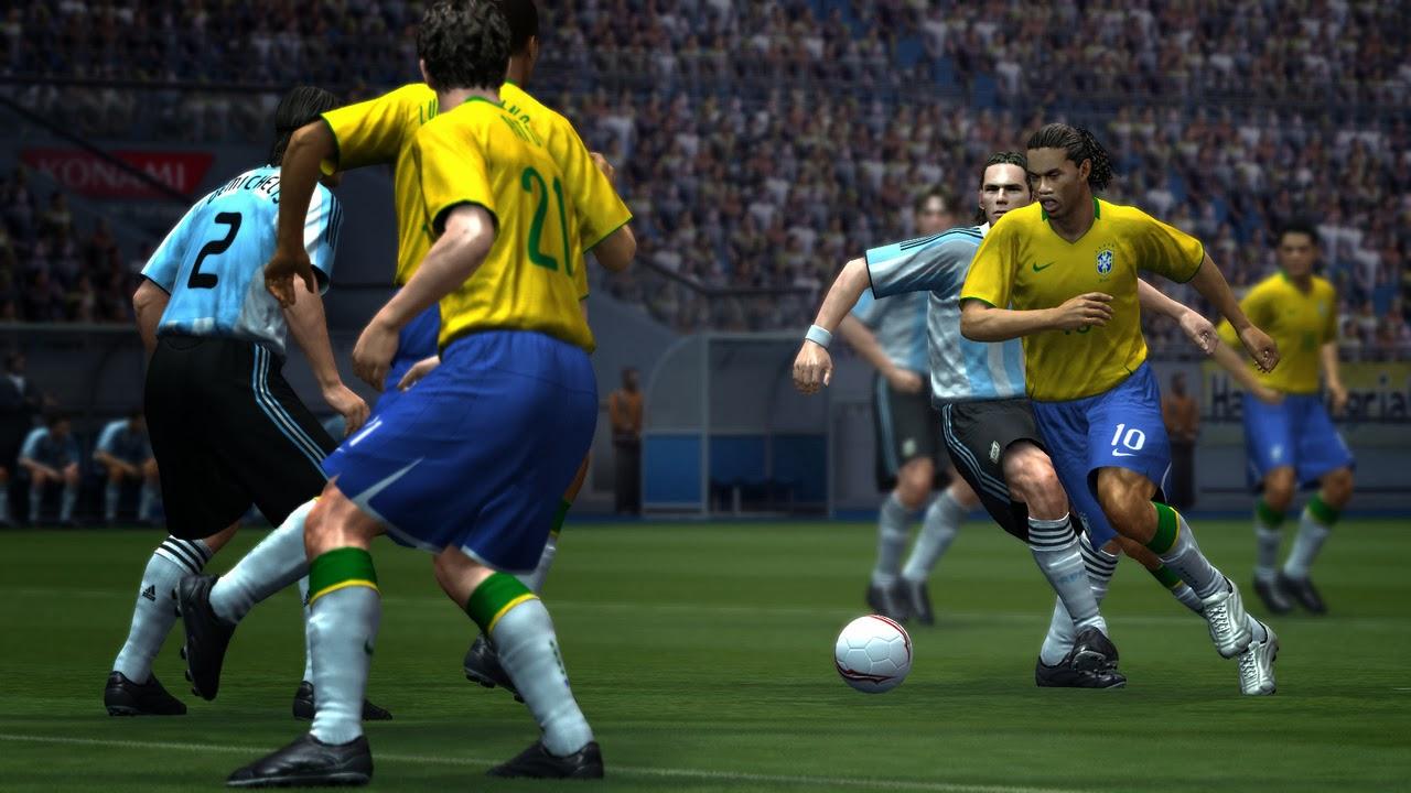 Pro Evolution Soccer 2009 Game - Free Download Full Version