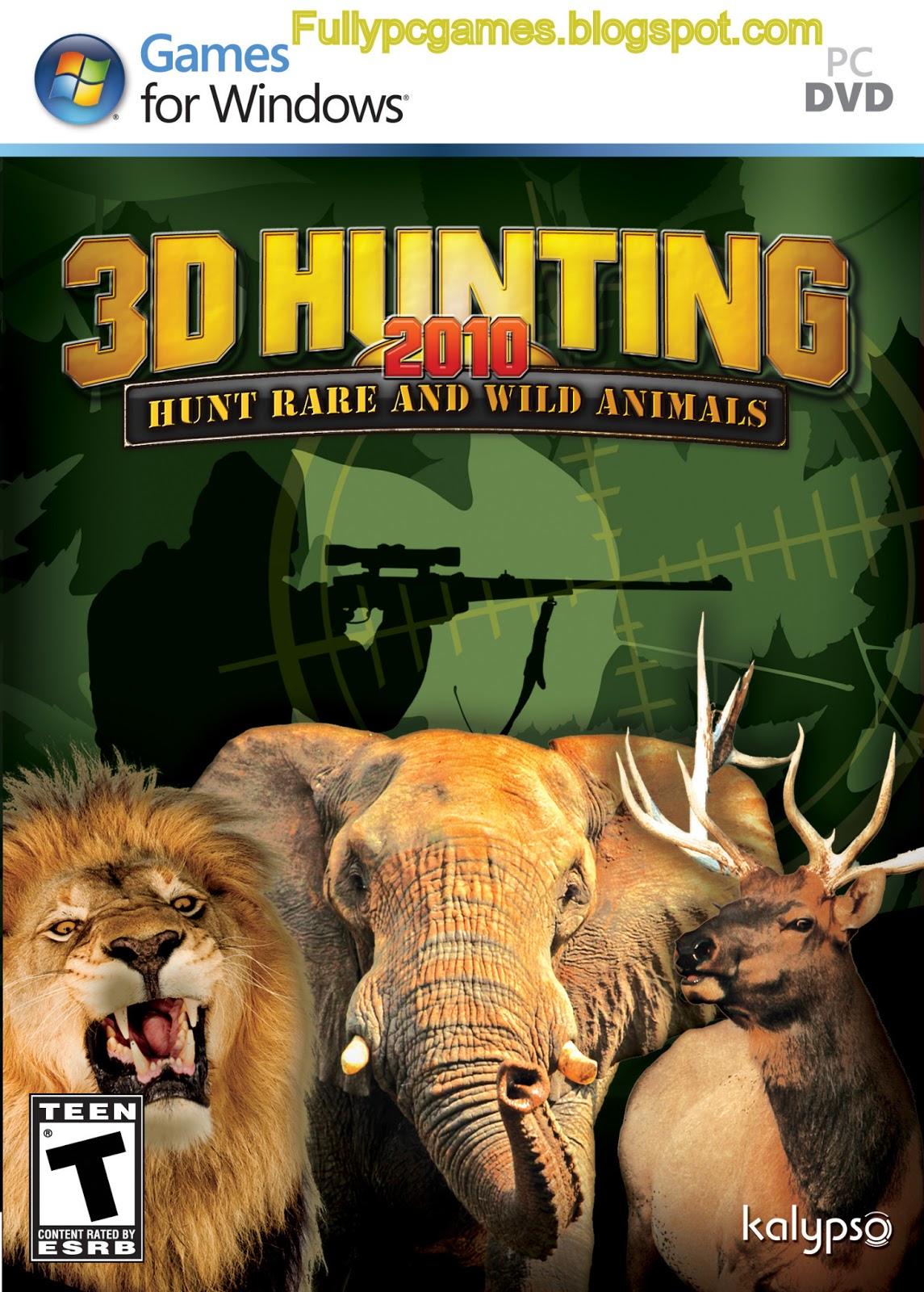 Free Full Version Hunting Gamesdigitalfront