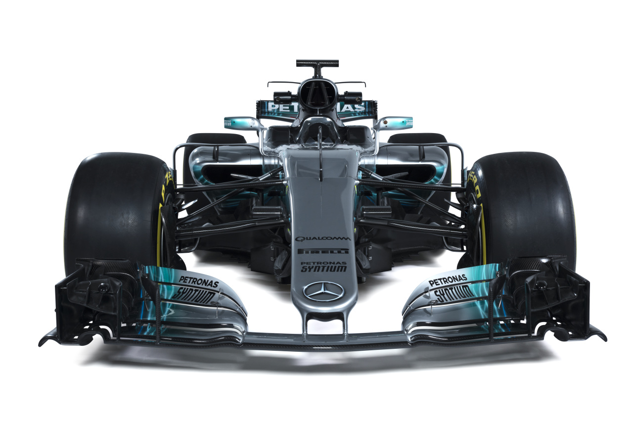 Mercedes amg petronas w08 f1 2017 kfzoom for Mercedes benz f1