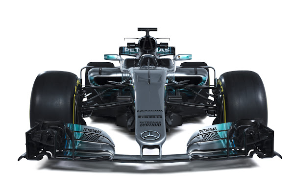 Mercedes AMG Petronas 2017 F1 W08