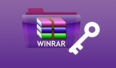 طريقة وضع كلمة سر للملفات المضغوطة على الوينرار WinRAR