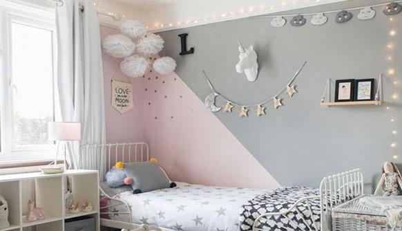 Os quartos da menina em geral são decorados com princesas, flores ou a cor rosa. Mas, se você quiser planejar algo diferente e ser mais criativo, há muitas ideias que pode implementar. Saiba mais no blog.