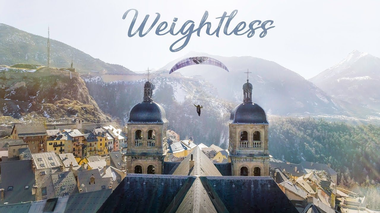 Stunning Video Depicts How It Would Feel Like To Be 'Weightless'