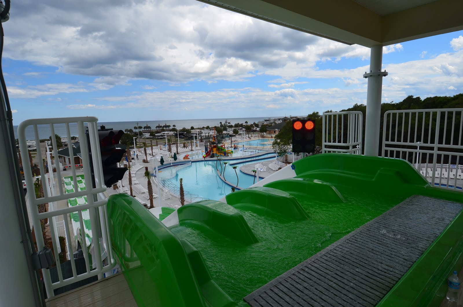 Ocean Lakes Water Park Hours For Fall And
