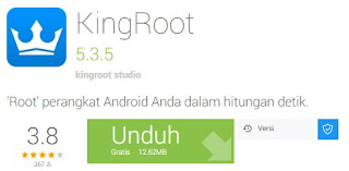 Cara Root Android