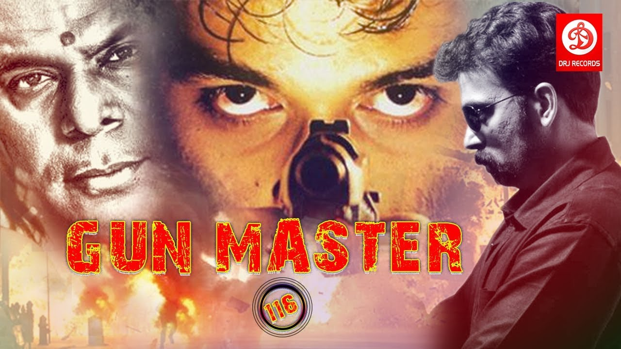 Gun Master 116 2017 Hindi Dubbed 720p HDRip x264 800MB