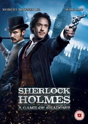Sherlock Holmes: A Game Of Shadows 2011 Dual Audio Hindi 720p BluRay 900MB