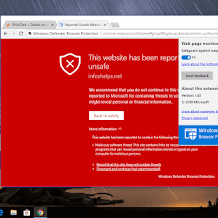 Windows Defender Dirilis Untuk Browser Google Chrome