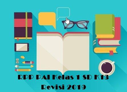 RPP PAI Kelas 1 SD K13 Revisi 2019