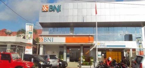 Lokasi dan Alamat Bank BNI Di Maluku Utara