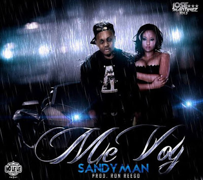 Sandy Man - Me Voy (No Le Le Records)