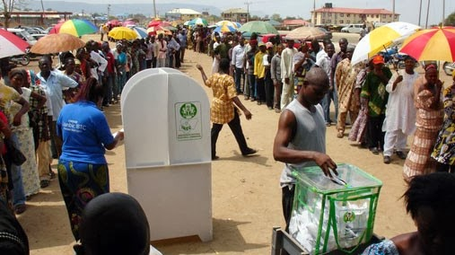 valentine's day election nigeria