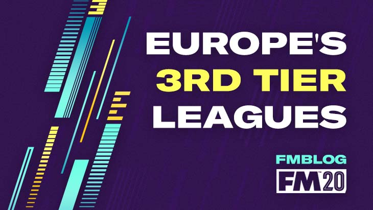 Europe's 3rd Tier Leagues