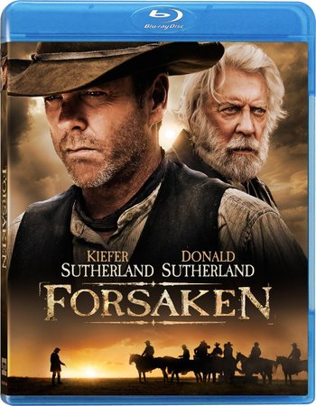 Forsaken (2015) Dual Audio 300MB