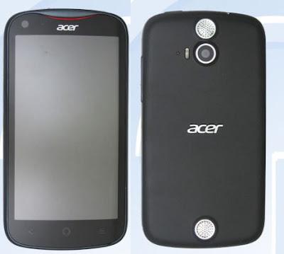 Acer V370,Acer,Ponsel,Smartphone