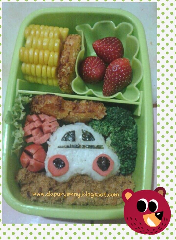 Dapur Yenny Dapur Penuh Cinta Kreasi Bento 3