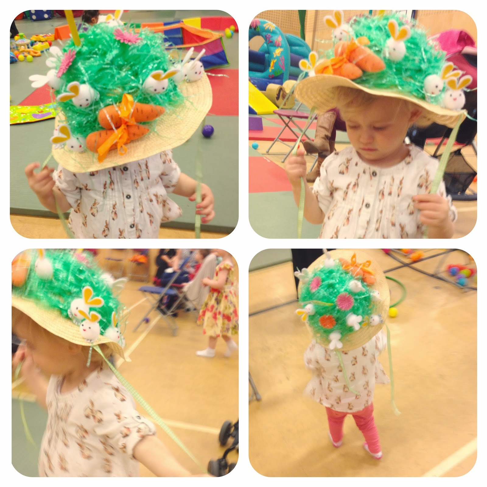 Pibterest Cast Ideas For Kids: Welcome To #mamamondays… Muddy Puddles, Easter Bonnets And